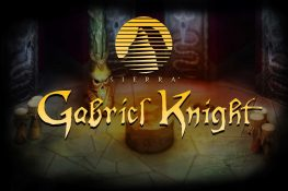 Artwork Gabriel Knight