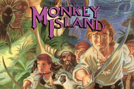 The Secret of Monkey Island Titelbild