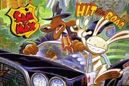 Sam & Max Titelbild