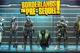 Borderlands The Pre-Sequel Titelbild